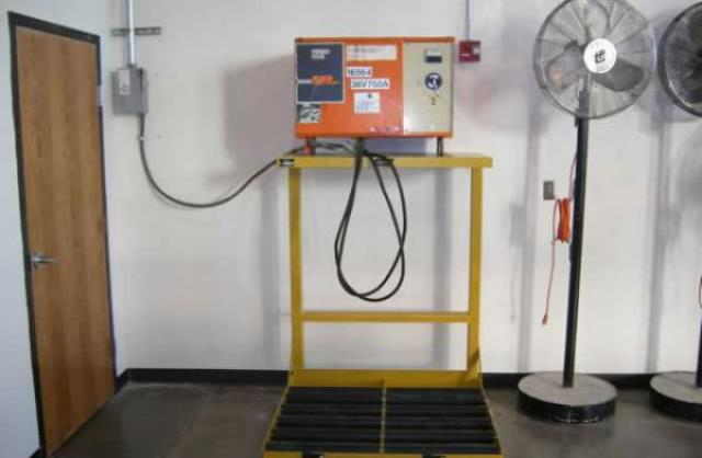 Battery Handling Equipment : Battery handling equipment lift solutions inc